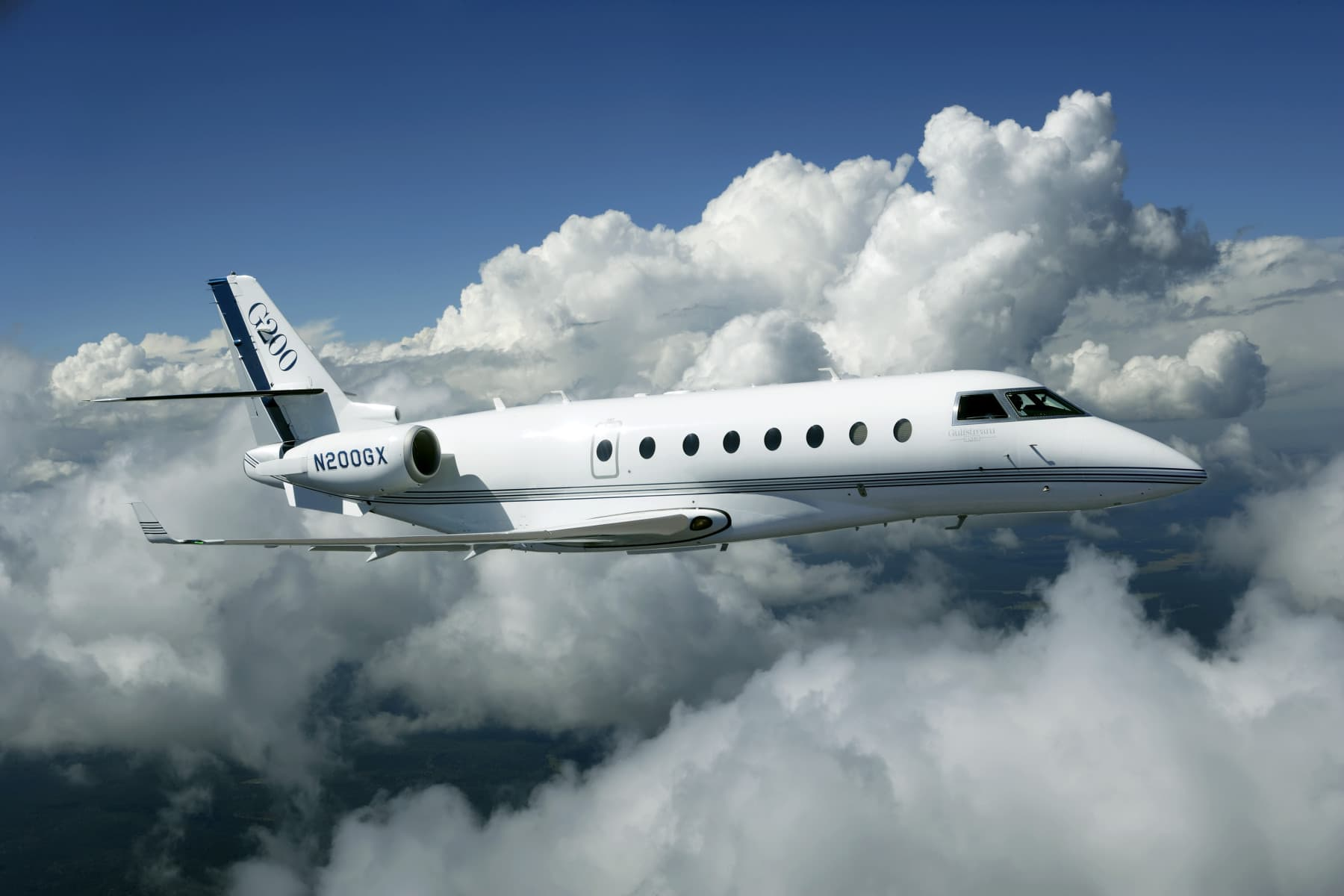 Gulfstream 200 1