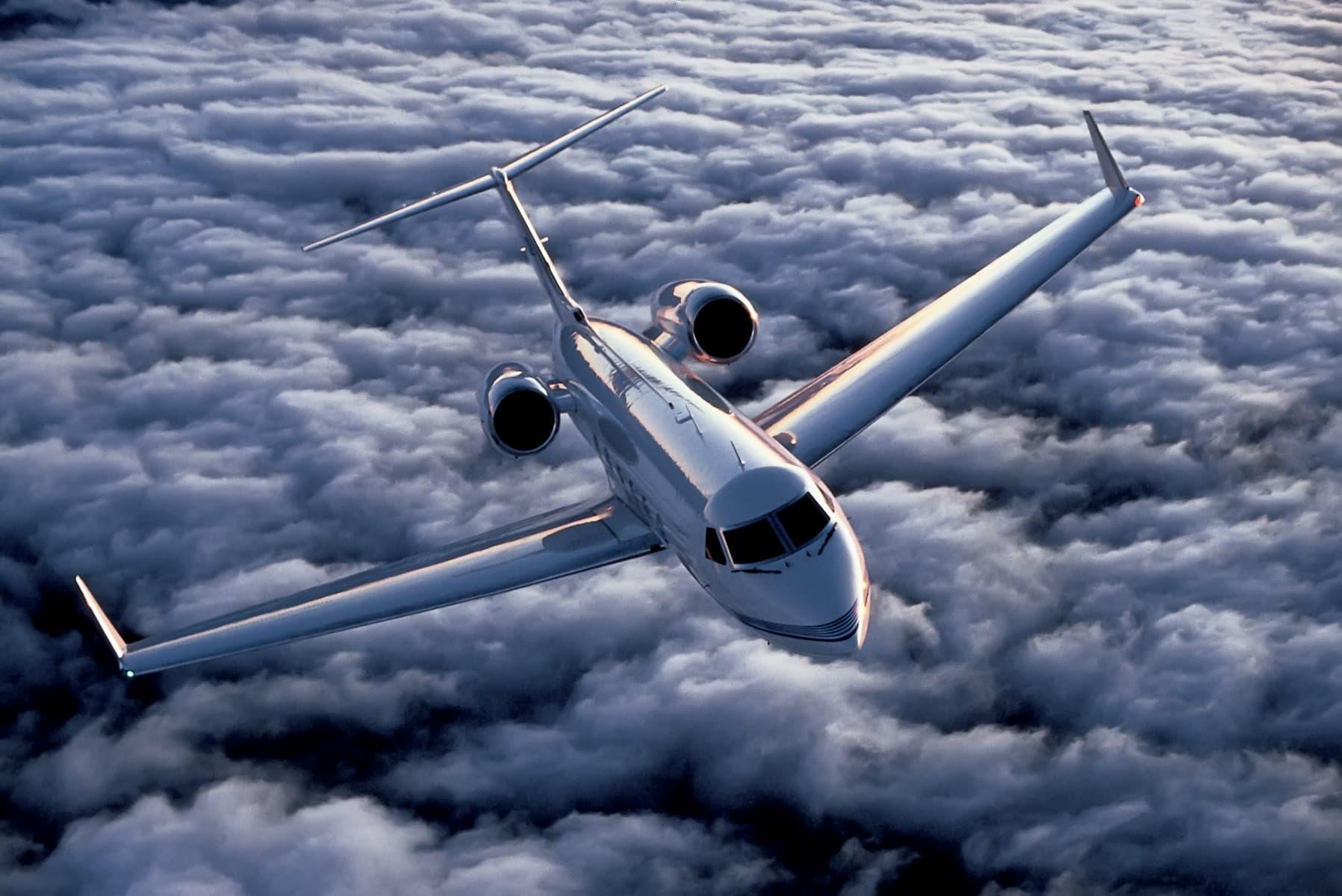 Gulfstream IV/IV-SP 2