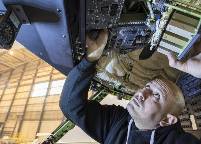 Bombardier maintenance 1