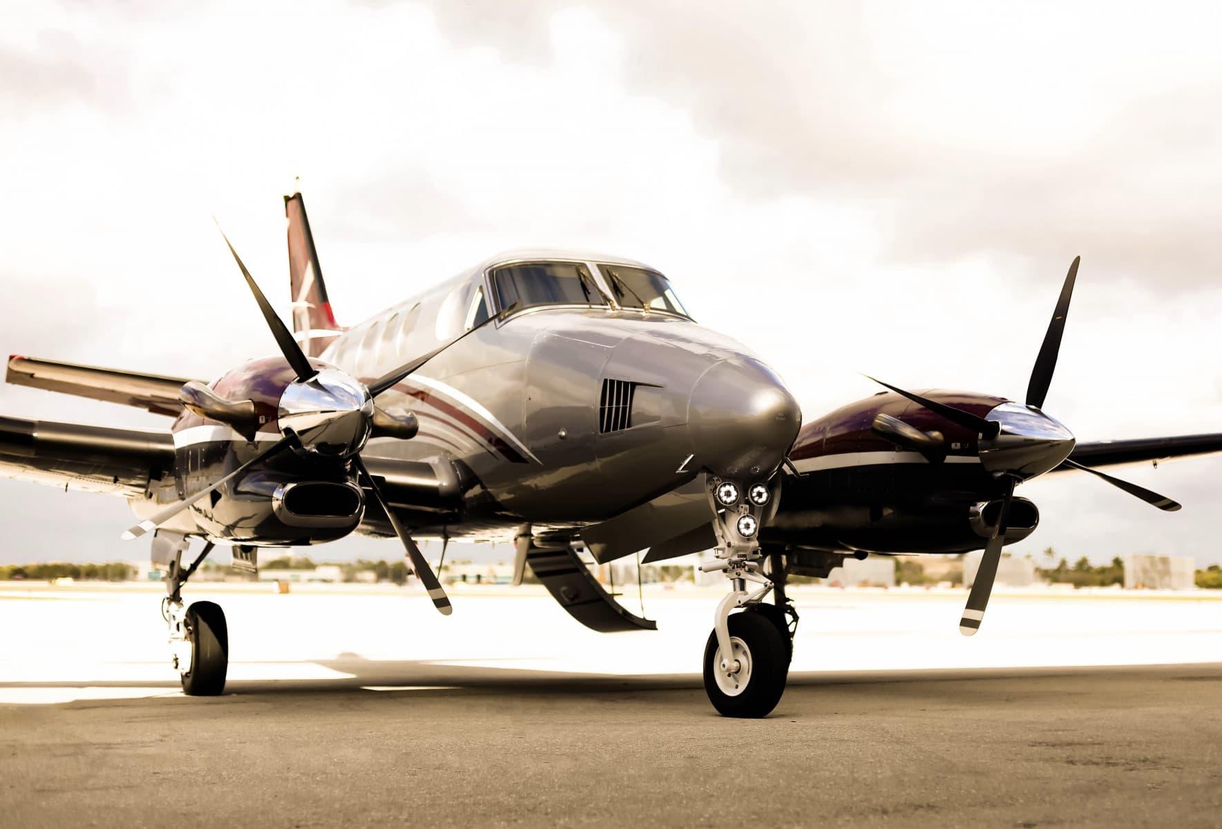 90 series King Air