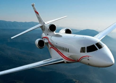 Dassault Falcon aircraft management
