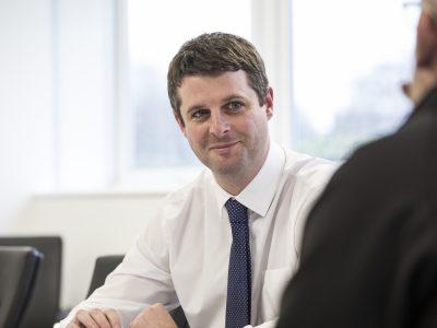 Spotlight: Mark Durcan, Head of Jet Maintenance, Europe