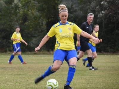 Spotlight: Providing a platform to perform: Rushmoor Ladies FC