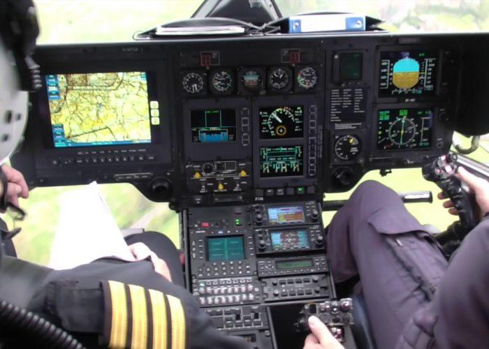 Airbus H145 (CS-29) AIR ED-112A AIRS modification
