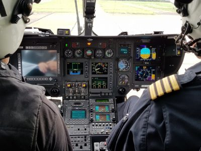 Gama Aviation awarded Home Office Emergency Services TPED contract