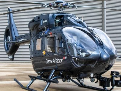 Gama Aviation provides relief Airbus H145 to Yorkshire Air Ambulance
