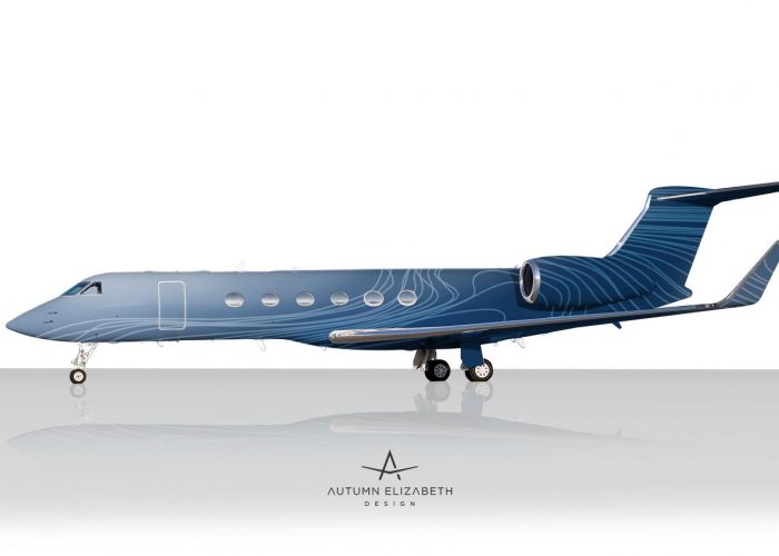 Gama Aviation to promote US aircraft interior design talent.