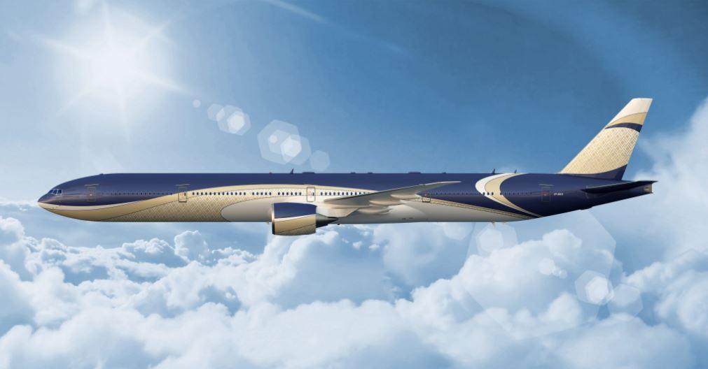 aircraft livery design
