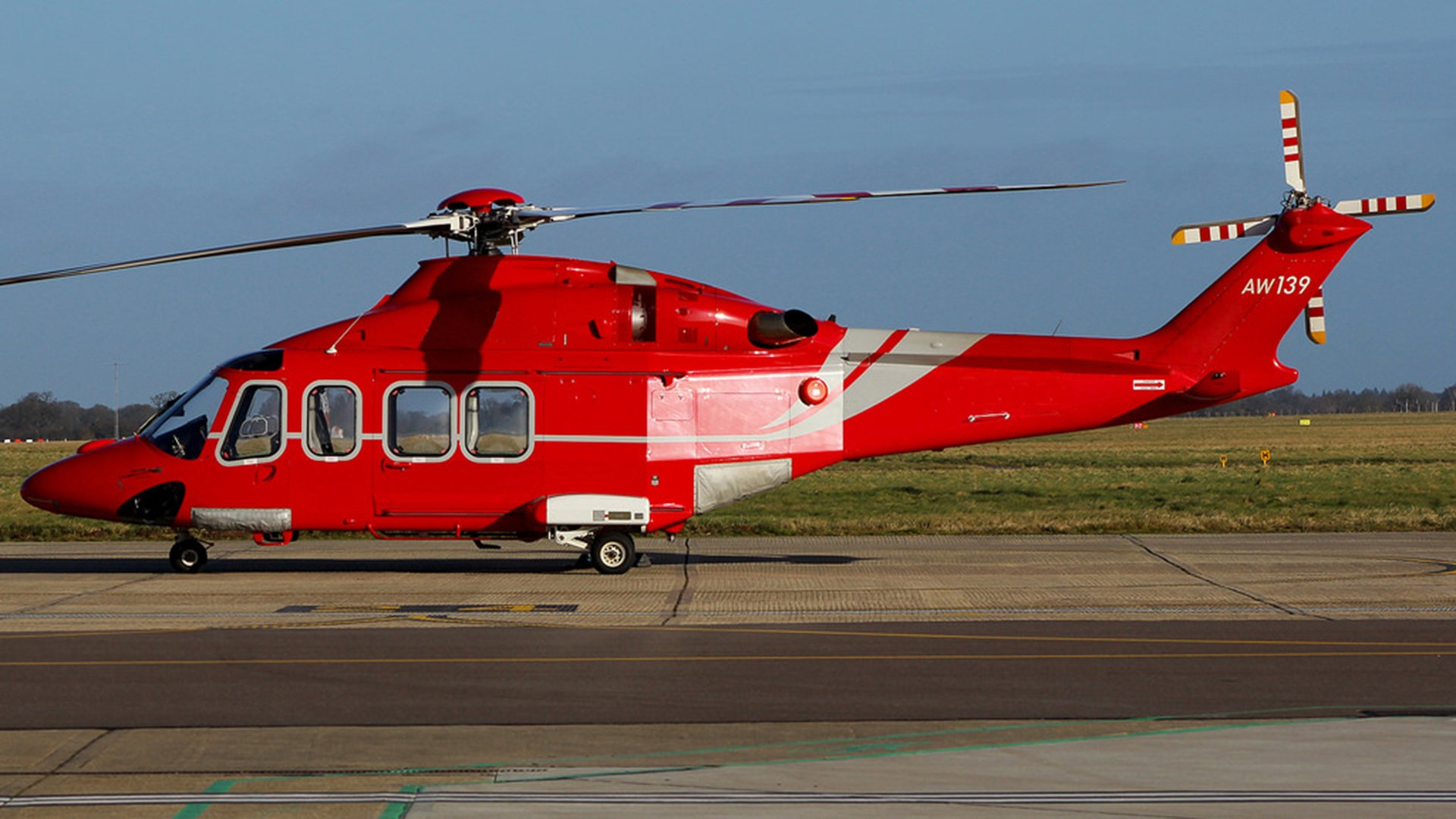 AW139 Offshore