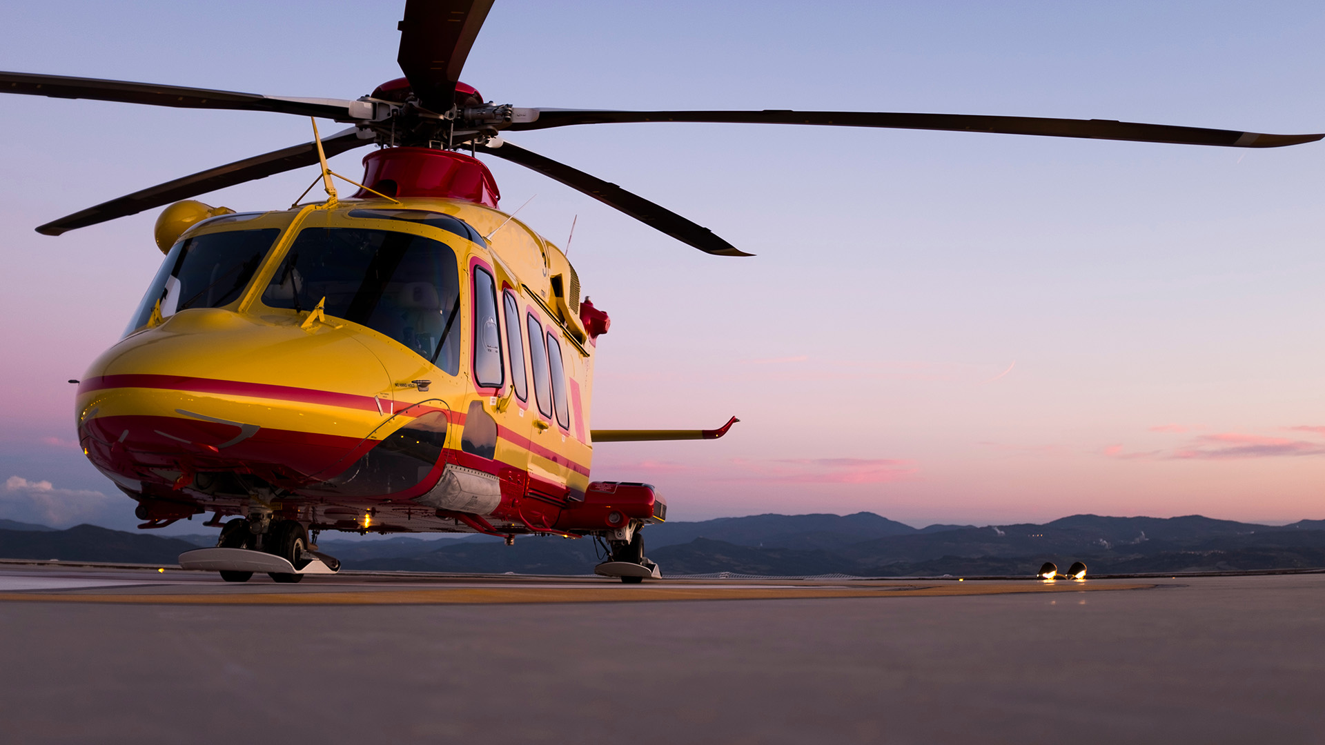 AW139 Policing