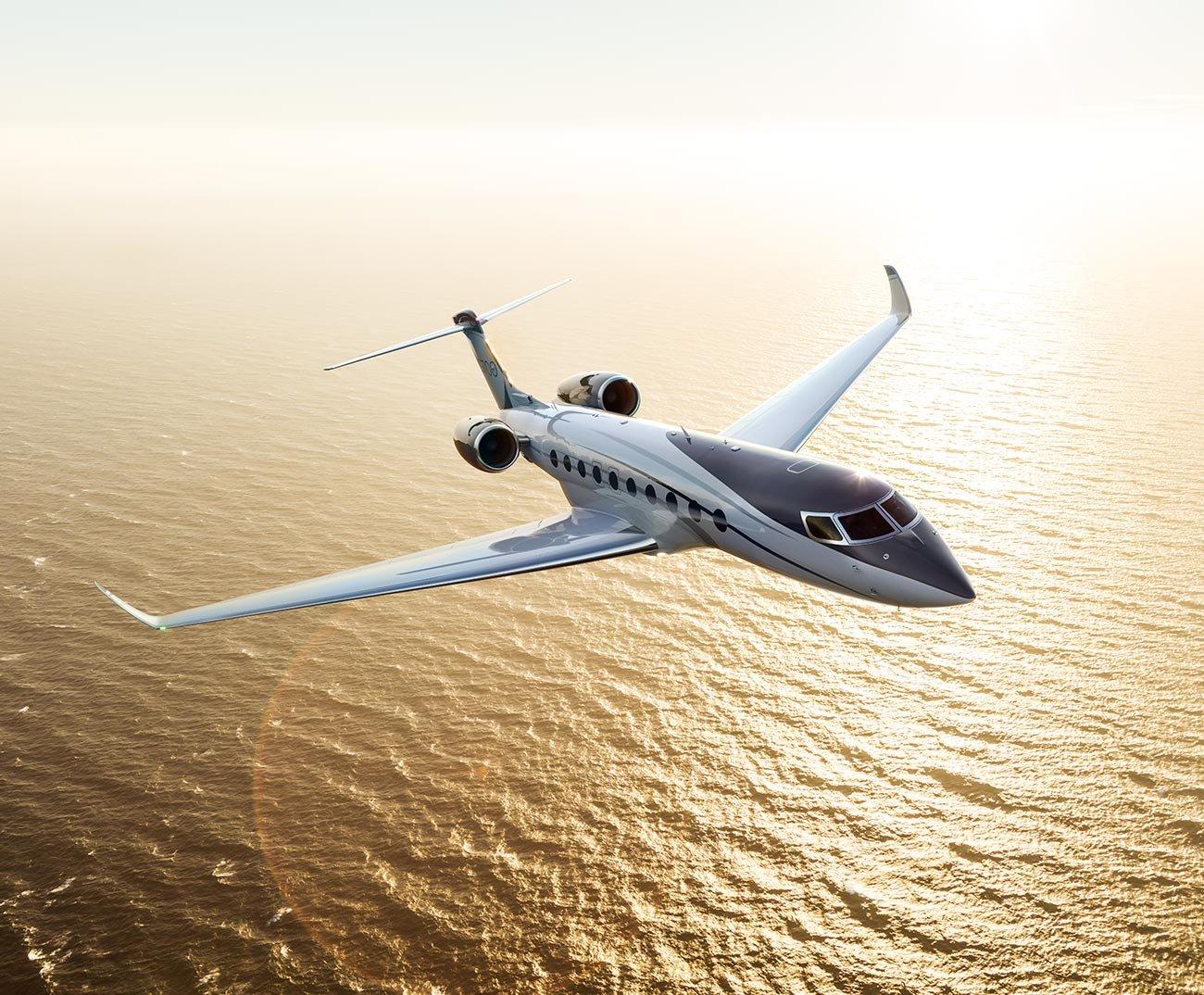 Gulfstream 700 1