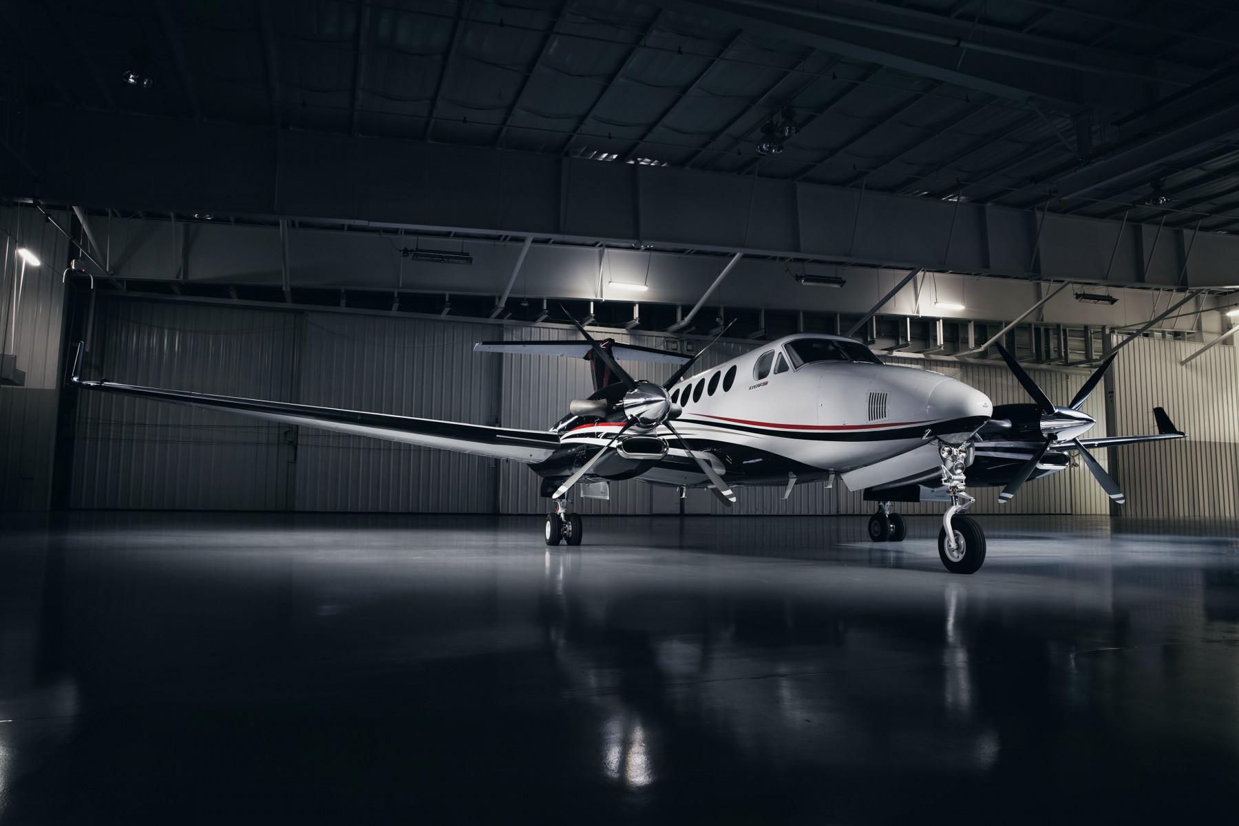 Beechcraft King Air 300 series 1