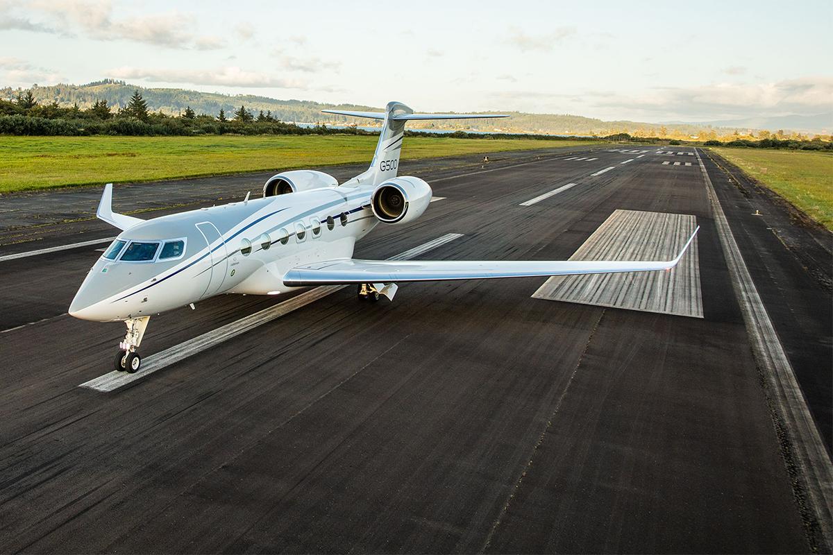 Gulfstream 500 series