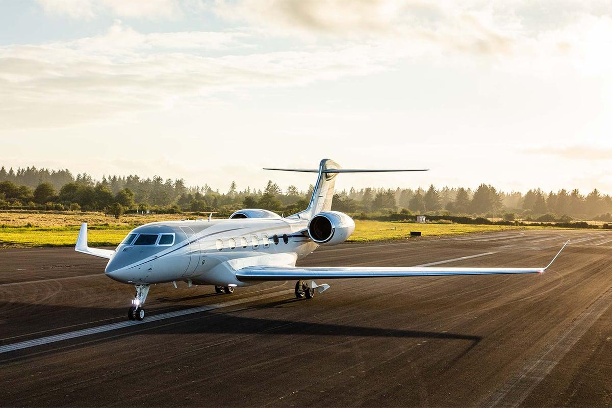 Gulfstream 600 series