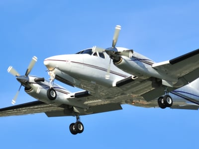 Gama Aviation commences air ambulance contracts awarded by the Government of Guernsey & the Government of Jersey