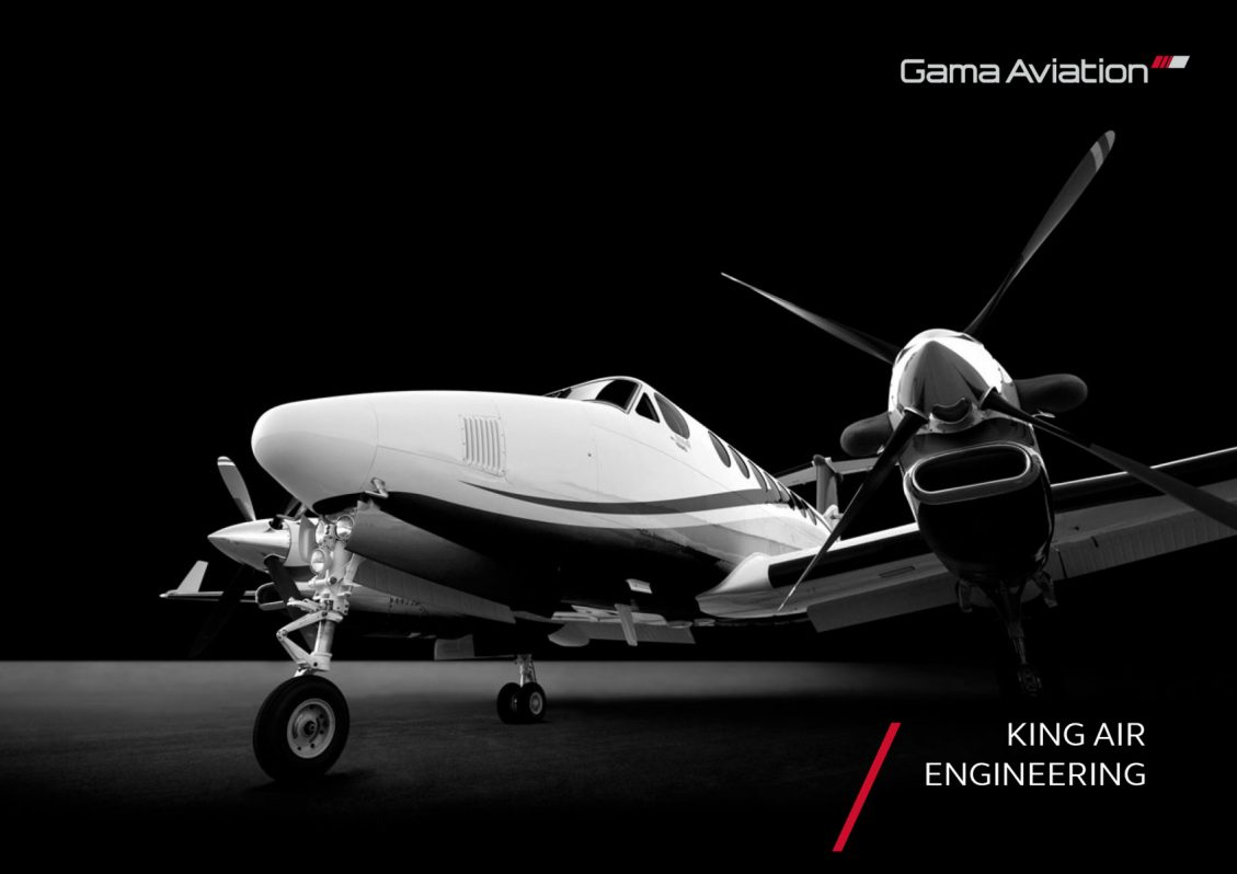 Our King Air maintenance capabilities